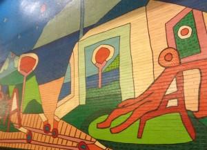Decatur - Westbound Mural