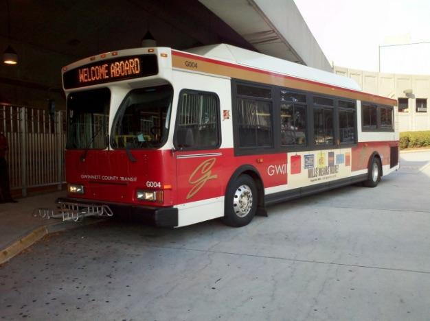 Gwinnett County Transit