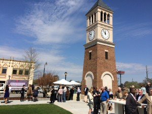 Loudermilk Park, clock tower
