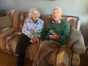 Nan and Britt Pendergast