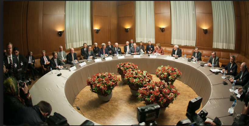 Iran negotiations