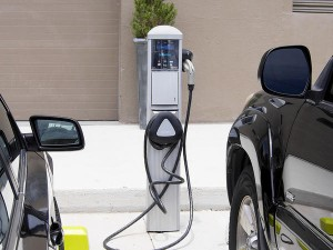 Maria Saporta is not happy about Georgia's recent changes to its electric vehicles tax credit. Credit Dan Raby / WABE