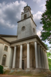 Glenn Memorial United Methodist Church, on the Emory campus