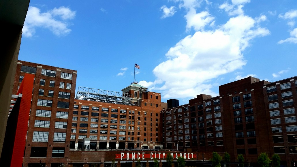 Ponce City Market by Beth Keller
