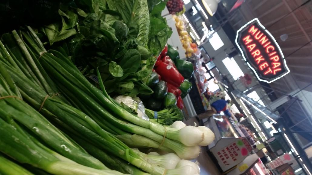 Sweet Auburn Market by Beth Keller