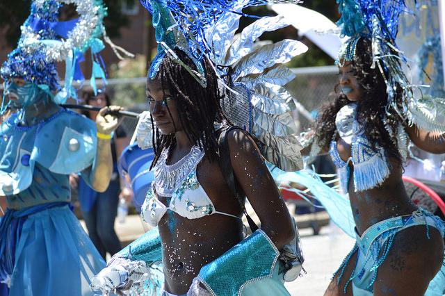 Caribbean Parade Old Fourth Ward Park May 2015 by Lisa Panero