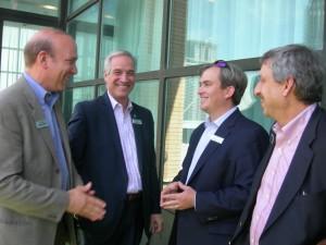 Andrew Feiler, Paul Morris, Robbie Ashe, David Kirk
