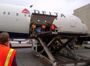 Delta air cargo