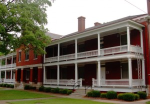 Fort McPherson's Pershing Hall