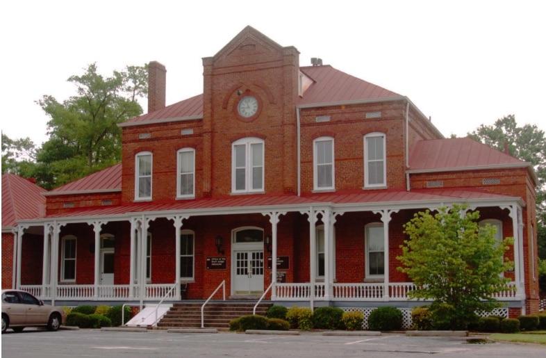 Fort Mac's Van Horn Hall