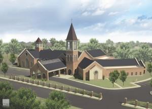 new  friendship church