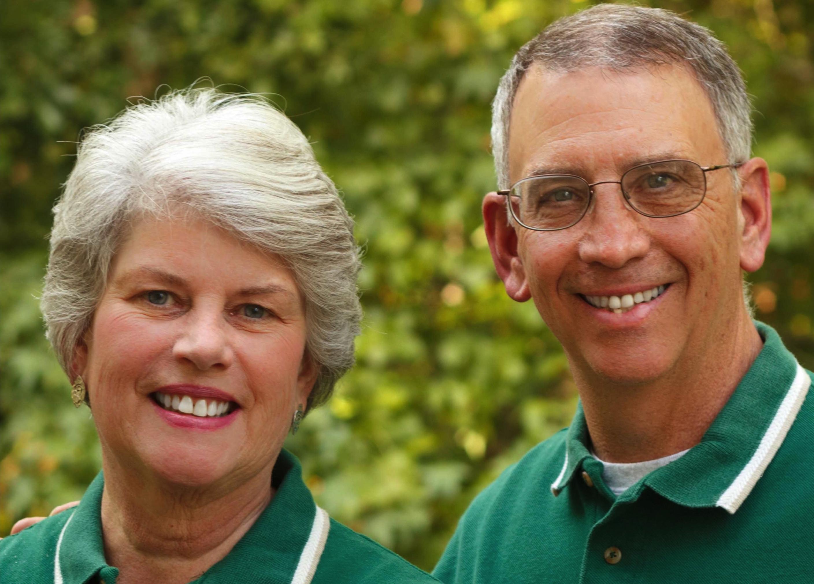 Ren and Helen Davis