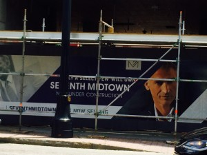 Seventh Midtown, brand