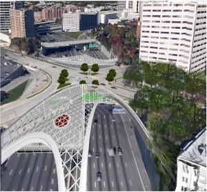 Courtland-McGill bridge