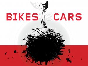Bikes versus Cars