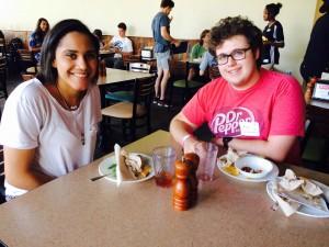 KSU, students dining