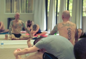 Eric Jennings teaches at and owns Still Hot Yoga, formerly Bikram Yoga Decatur.