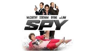 'Spy' movie poster