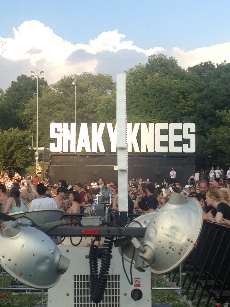 """""""Three days of solid tunes and not a drop of rain...it was a miracle...it was Shaky Knees 2015."""" by Cari Gerrits"""