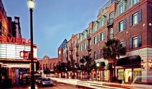 Charleston, streetscape