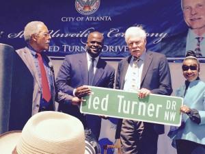 Ted Turner Drive
