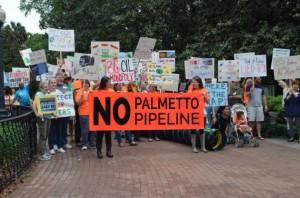 No Palmetto Pipeline