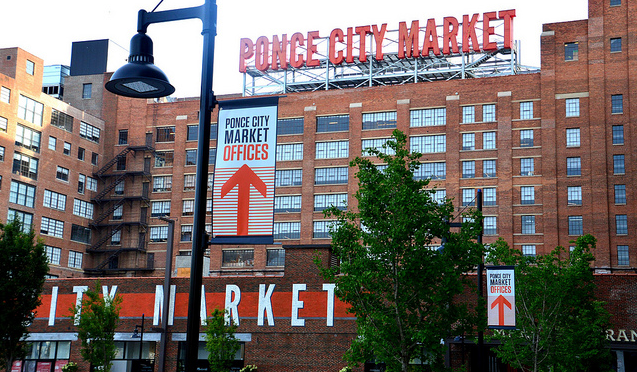 Ponce City Market by Lisa Panero
