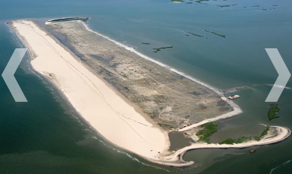 Shell Island, La.