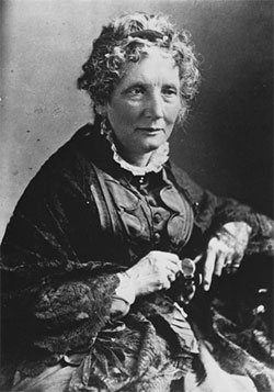 With her novel Uncle Tom's Cabin, Harriet Beecher Stowe changed forever how Americans view slavery.