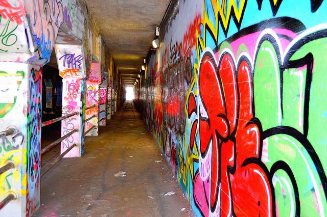 Krog Tunnel by Lisa Panero