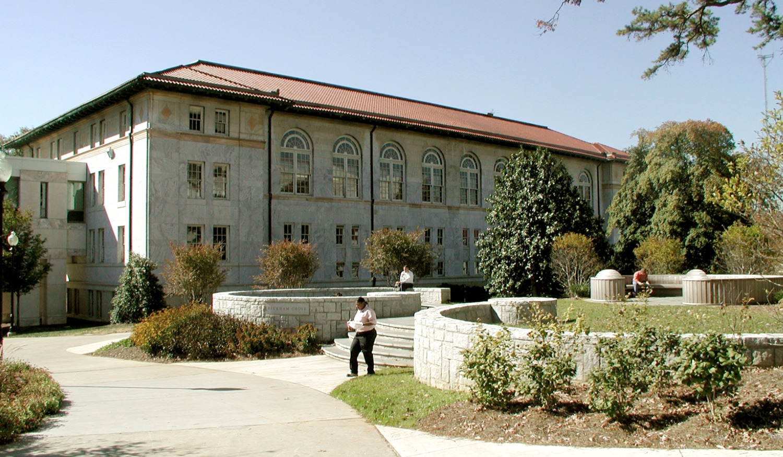 Emory University, Candler Library
