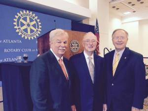 Hank Huckaby Rotary