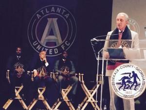 Atlanta United Arthur Blank