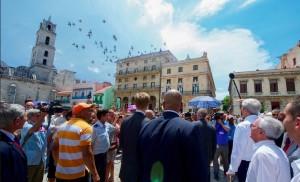John Kerry in Cuba
