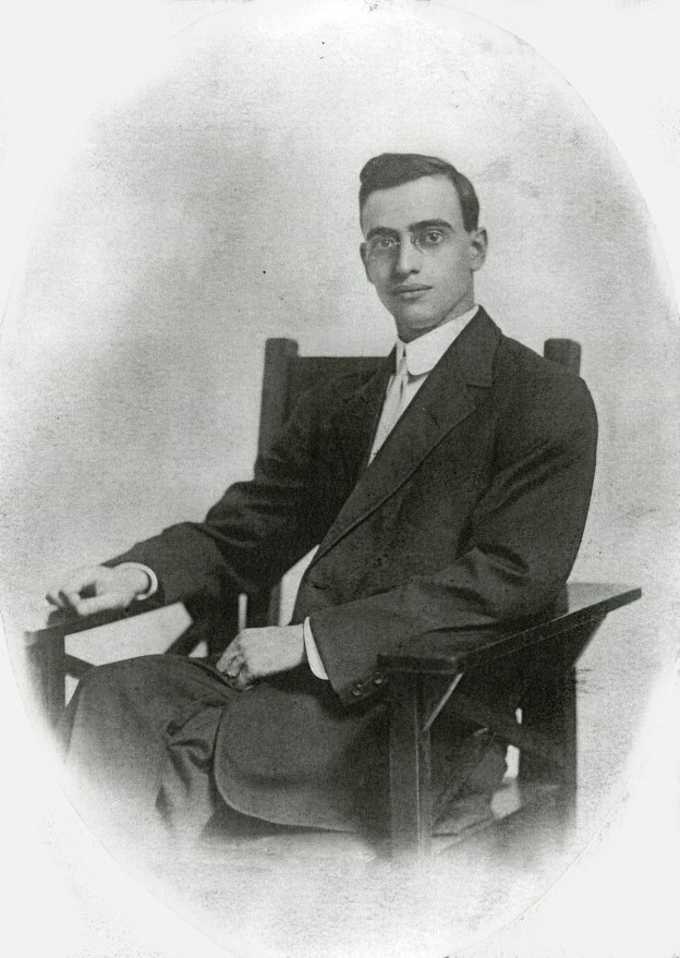 Leo Frank. Photo: William Breman Jewish Heritage Museum of Atlanta