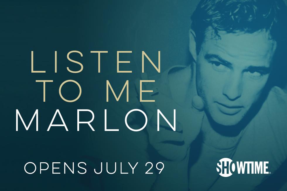 """Listen to Me Marlon"""