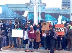 Black Lives Matter, Atlanta protest