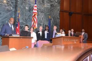 LGBT Equality Day, Atlanta Councilmember Kwanza Hall