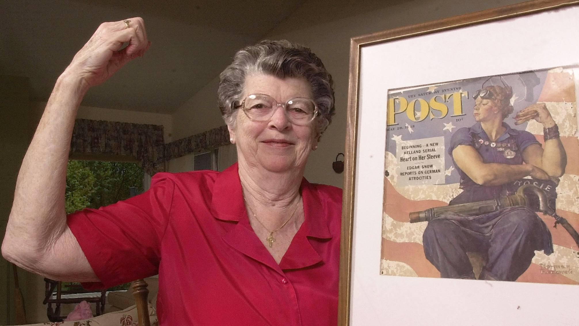 Rosie the Riveter, Mary Doyle Keefe