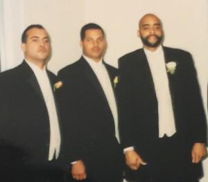 Chipp Napper, Mustafa Davis, Cabral Franklin