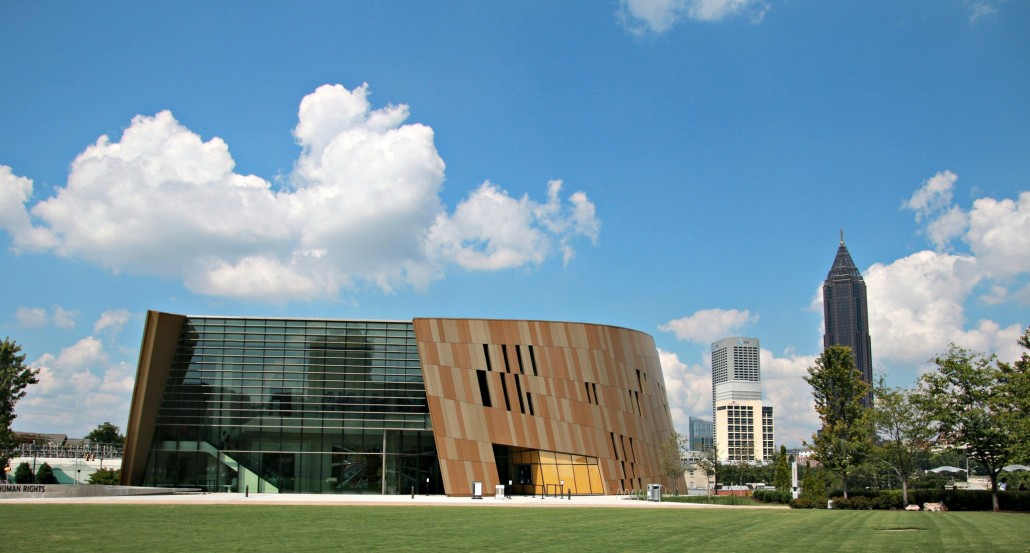 Center for Civil and Human rights by Lisa Bongiorno