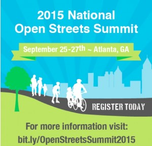 National Open Streets Summit