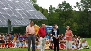 Solar power, Lighting the Way report