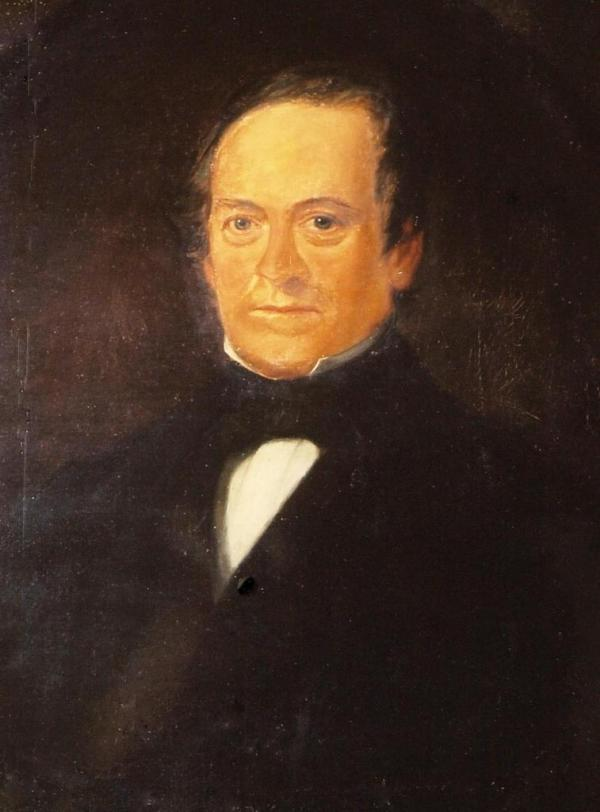 Richard Wylly Habersham of Savannah