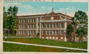 Boys' High in 1926