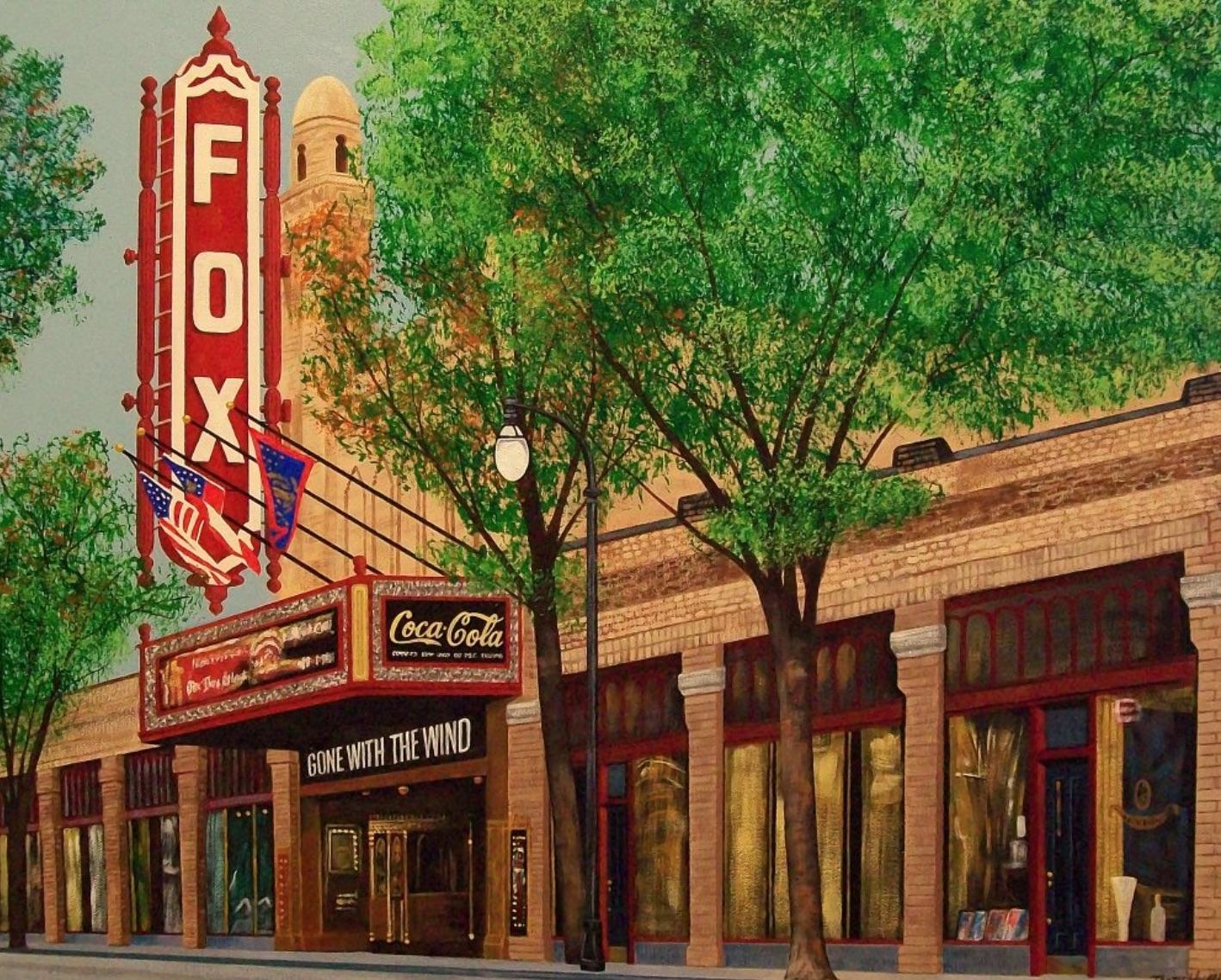 Fox Theatre, Terry Huey