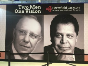 Hartsfield Jackson poster