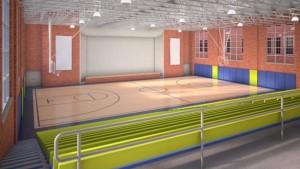 Howard gym