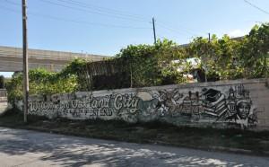 Oakland City art
