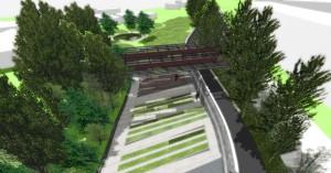 Ross pavilion design